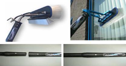Sistema pulizia vetri con acqua osmotica torino e piemonte impresa di pulizie torino - Pulizia vetri finestre ...
